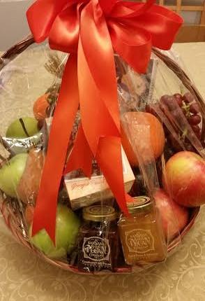 fruit bakset