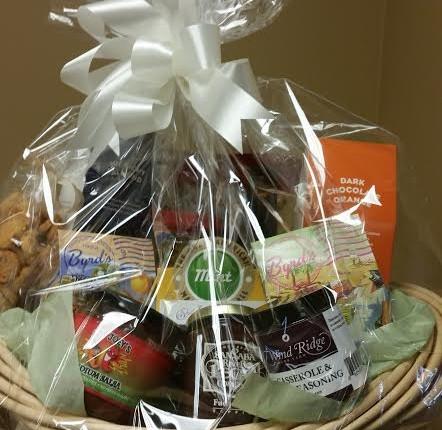 gourmet basket mixed
